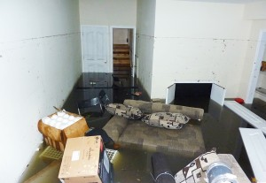 The Damp Basement Dilemma