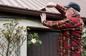 Are Your Clogged Gutters Causing Basement Leakage?