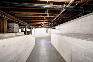 Crawlspace Inspection Frederick