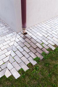 Don't Underestimate Your Downspout