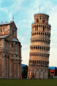 The Leaning Tower Of Pisa: A Foundational Lesson