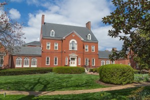 Annapolic, Maryland - Government House (Governor's Mansion)