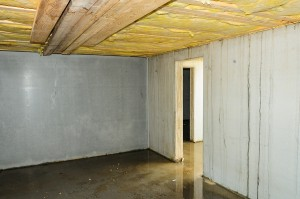 What Causes Wet Basements?