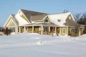 Why Basements Leak During Winter Months