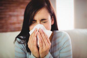 4 Common Indoor Air Pollutants