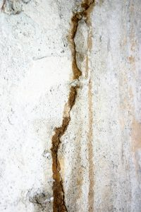 Crack In Basement Wall