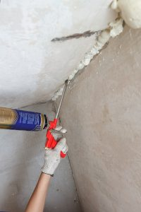 How To Fill In Foundation Cracks