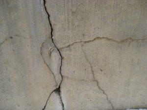 structural foundation damage