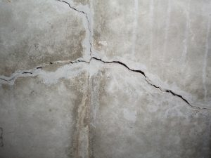 Basement Crack Repair